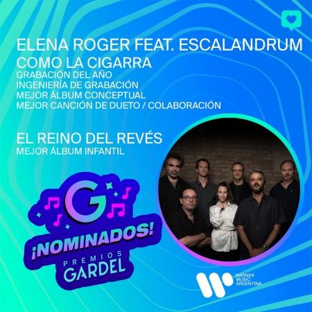 Proyecto Maria Elena Walsh: Premios Gardel 2021