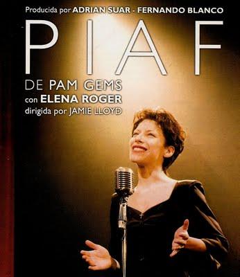 PIAF by Pam Gems